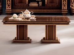Tavolino rettangolare in legno da salottoMODIGLIANI | Tavolino rettangolare - ARREDOCLASSIC