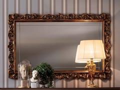 Specchio rettangolare con cornice da pareteMODIGLIANI | Specchio da parete - ARREDOCLASSIC