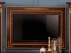 Mobile TV sospeso in legno MODIGLIANI | Mobile TV sospeso - ARREDOCLASSIC