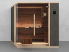 Sauna finlandeseMODULA S - ALBATROS