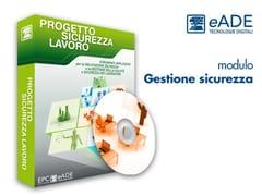 Software gestione formazione, sorveglianza sanitaria, DPImodulo GESTIONE SICUREZZA LAVORO - EPC