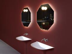 Antonio Lupi Design, MODULO Specchio da parete per bagno