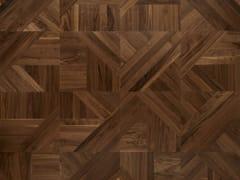 FOGLIE D'ORO, MODULO DESIGN TRIBECA FLAT Pavimento in legno