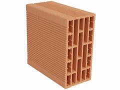 Blocco da muratura in laterizio Modulo FO MO125 - Modulo FO