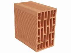 Blocco da muratura in laterizio Modulo FO MO150 - Modulo FO