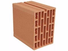 Blocco da muratura in laterizio Modulo FO MO170 - Modulo FO