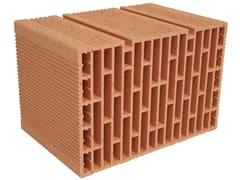 Blocco da muratura in laterizio Modulo FO MO370 - Modulo FO