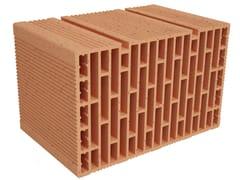 Blocco da muratura in laterizio Modulo FO MO390 - Modulo FO