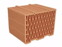 Blocco da muratura in laterizioModulo FV FO MVI300 - ALA