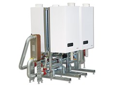 Generatore termico a condensazione modulareMODULO XL EASY schienato - ATAG ITALIA