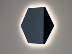 Specchio da parete per bagnoMODULO672 - ANTONIO LUPI DESIGN®