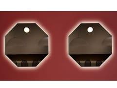 Specchio da parete per bagnoMODULO872 - ANTONIO LUPI DESIGN®