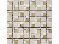 Mosaico in marmo MOKA - Classic