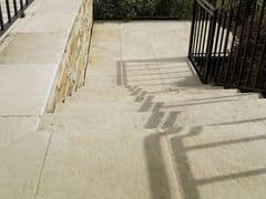 L'ANTIC COLONIAL, MOKA Pavimento/rivestimento in travertino
