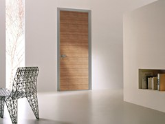 Porta d'ingresso blindata con cerniere a scomparsa MONOLITE - 15.1012 MNT6000 - Design Collection - Monolite