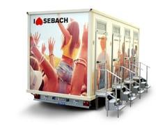 Bagno mobileMONOVIP MAXI - SEBACH