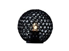 Lampada da tavolo per esterno a LED in polietilene MONSIEUR LEBONNET | Lampada da tavolo per esterno - Monsieur Tricot