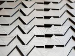 Rivestimento tridimensionale modulare in legnoMONTANA - NEXT LEVEL DESIGN STUDIO