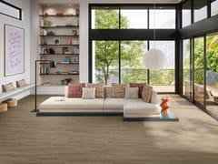 Pavimento/rivestimento in gres porcellanato a tutta massa effetto legnoMONTANA - REVIGRÉS