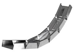 Intelaiatura ed accessori per controsoffittoMONTANTE FLESSIBILE CONVESSO - BIEMME