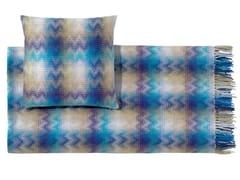 Plaid multicolor in lanaMONTGOMERY - MISSONI HOME