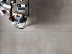 Leonardo, MOON G Pavimento/rivestimento in gres porcellanato effetto cemento per interni ed esterni