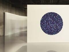 Paola Lenti, MOON Tessere circolari in lava e vetro