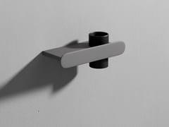 Portaspazzolino / mensola bagno in Corian®MOON   Portaspazzolino a muro - REXA DESIGN