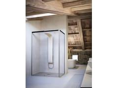 Box doccia con porta scorrevole MOOV TW+TL - Showering