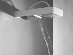 Soffione doccia a muro in acciaio inoxMOOVE | Soffione doccia a muro - FIMA CARLO FRATTINI