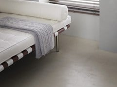 Pavimento in gres porcellanato effetto cemento MORSE GREY - URBATEK - Grès Porcellanato
