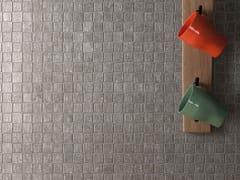 Mosaico in gres porcellanatoMETAL.IT | Mosaico - ERGON BY EMILGROUP