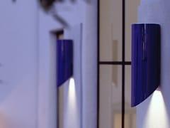Lampada da parete per esterno a luce indiretta in porcellanaMOSO UP OR DOWN - ROYAL BOTANIA