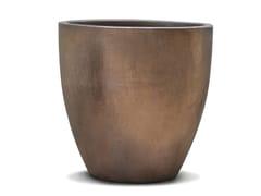 Vaso da giardino fatto a mano in terracottaMOSTER BRONZE - PAOLELLI GARDEN