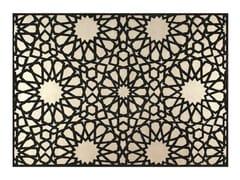 Tappeto fatto a mano rettangolare a motivi geometriciMOUCHARABIEH - ROCHE BOBOIS