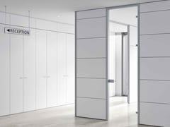 Parete mobile in legno per ufficioTAURUS | Parete mobile - CENTRUFFICIO LORETO