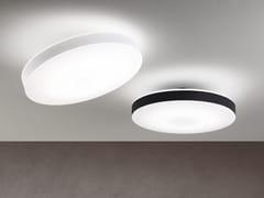 Plafoniera a LED orientabile in PMMA e alluminioMOVE_S - LINEA LIGHT GROUP