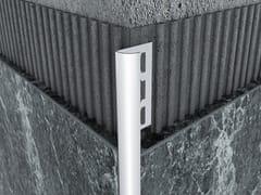 Profilo paraspigolo in acciaio inoxMPS-AG - MOX ALUMINIUM PROFILE SYSTEMS