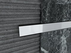 Bordo in acciaio inoxMPS BORDER - MOX ALUMINIUM PROFILE SYSTEMS