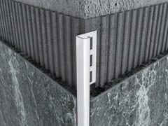 Profilo paraspigolo in acciaio inoxMPS-D - MOX ALUMINIUM PROFILE SYSTEMS