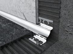 Profilo paraspigolo in acciaio inoxMPS-S - MOX ALUMINIUM PROFILE SYSTEMS