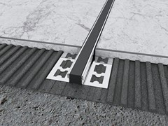 Giunto per pavimento in acciaio inox MPS-YD -