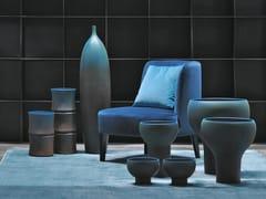 Vaso in ceramicaMR. BLUE - ADRIANI E ROSSI EDIZIONI