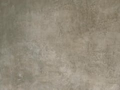 Pavimento/rivestimento in gres porcellanato effetto cemento per interniMUD CLAY - ARIOSTEA