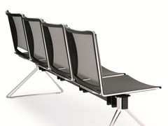 Seduta su barra a pavimento MULTI MESH | Seduta su barra - Multi
