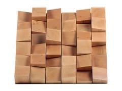 Pannello decorativo acustico in legno massello MULTIFUSER WOOD 36 - Multifuser
