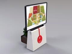 Manufatti Viscio, CLING | Totem multimediale  Totem multimediale