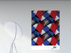 Artwork adesivo riposizionabile in pvcMULTIPLO | Poster - PPPATTERN