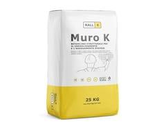 RALLK, MURO K SRG Betoncino per rinforzi compositi