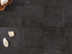 Pavimento per esterni effetto pietra MUSEO PIERRE BLUE NOIR - Museo